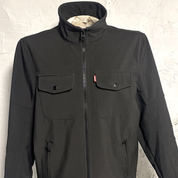 Levi's Soft Shell Red Tab Jacket
